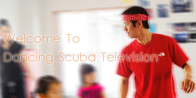 welcome to dancing scuba television